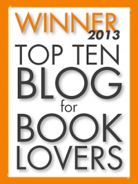 Top 10 Blogs for Book Lovers Award