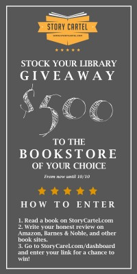 Announcing the Stock Your Library Giveaway!